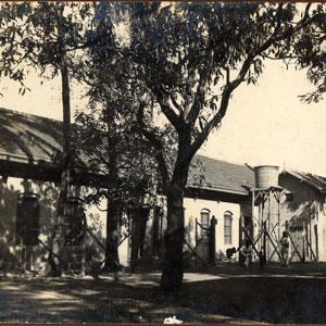 Karim Silk Mills, Bombay in 1928